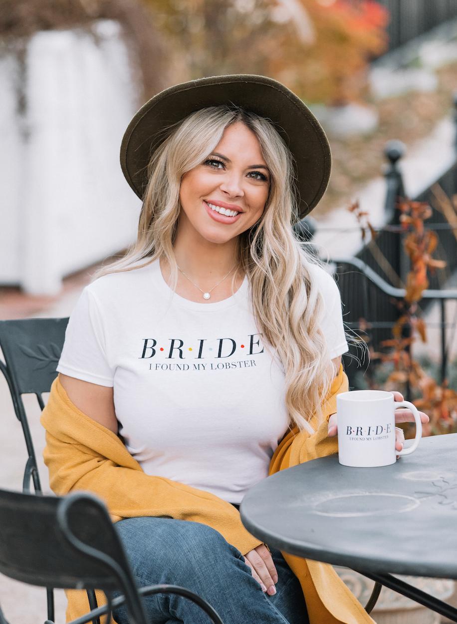 BRIDE - I FOUND MY LOBSTER | Women's Tee