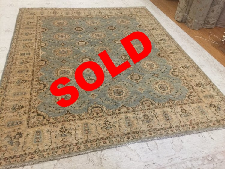 Transitional Rug (SOLD)
