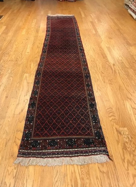 Afghan Blouch - Price $695 - 2'6 x 14
