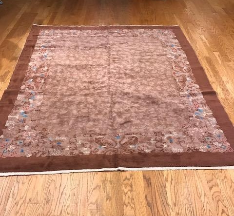 Chinese Floral - Price $795 - 7'2 x 8'6