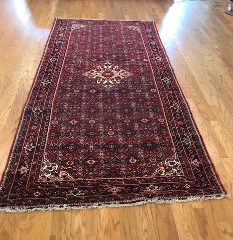 Persian Hossien Abad - Price $1250 - Size 5'7 x 11'11