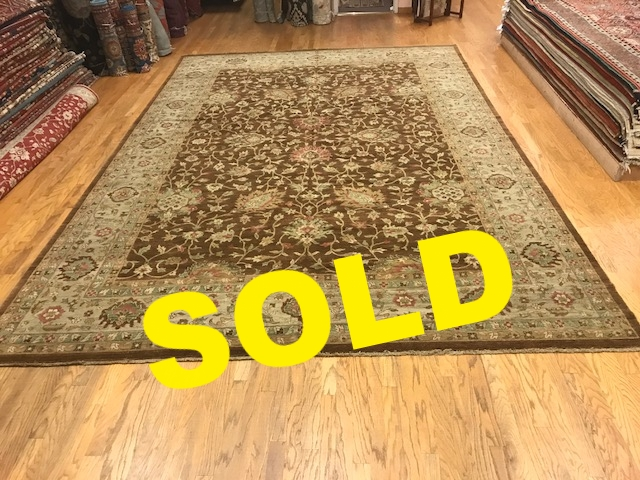 Rug 105 - Size 12 x 18 SOLD