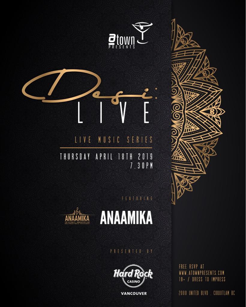 Anaamika Show Poster.JPG