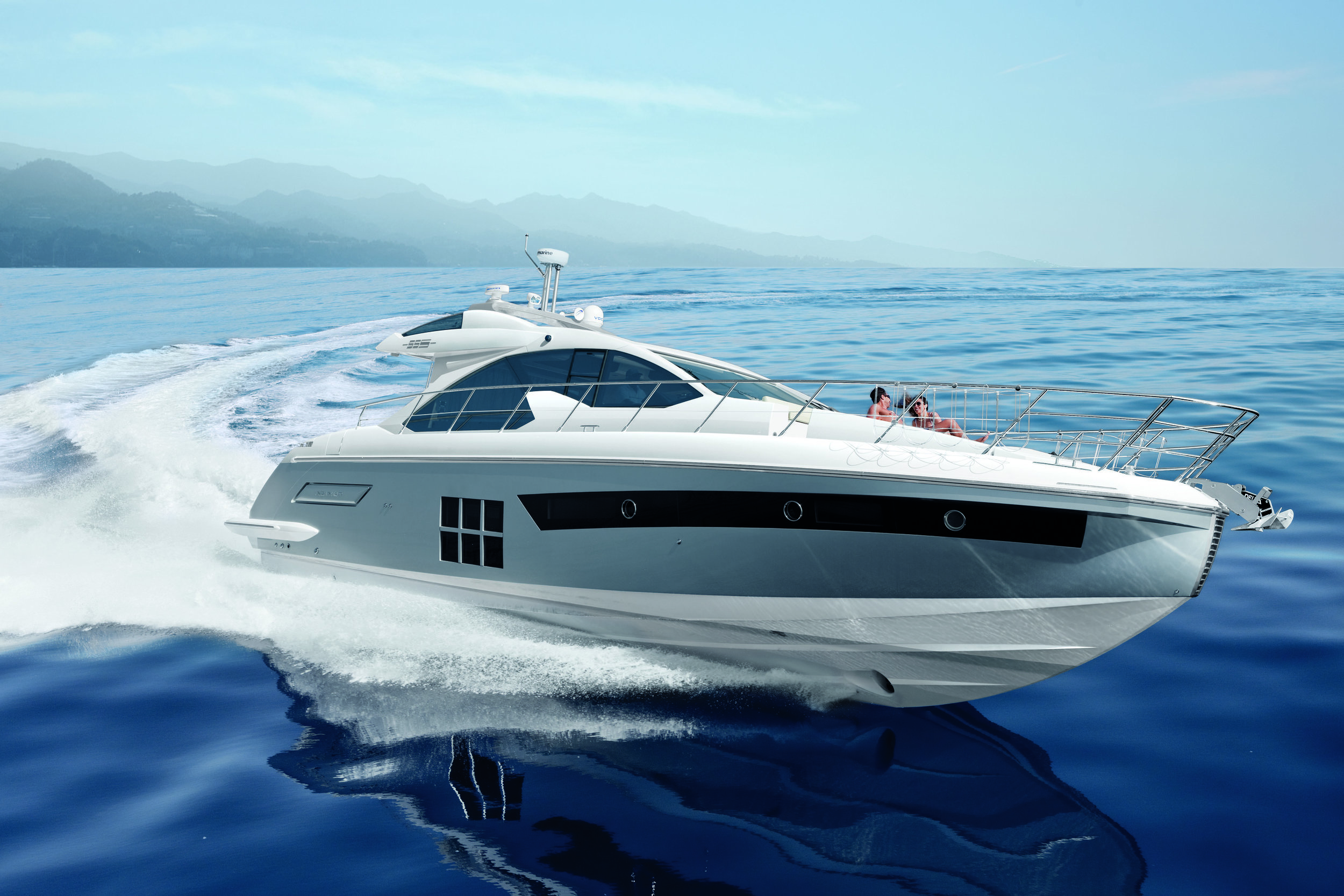 55 ft Azimut | From $2200 | 13 guest max