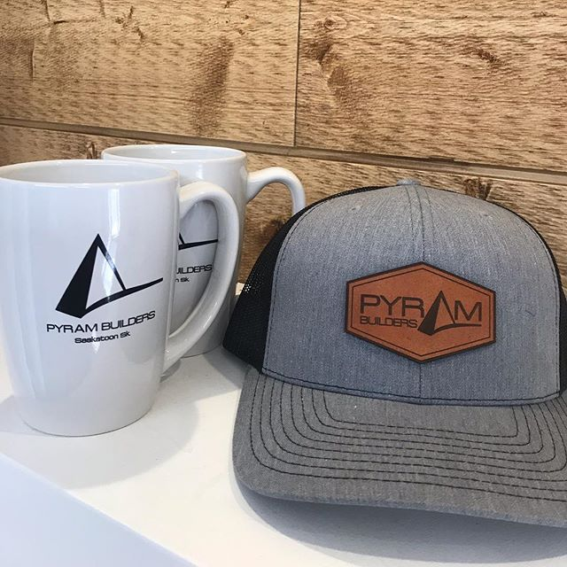 ***Giveaway*** If there's 2 things we can all agree on at Pyram it's the value of a nice ballcap, and a good cup of coffee.  With that in mind, we're giving away one of our new hats and a pair of coffee mugs.  To enter, simply follow us, like this post, and tag a friend.  Winner will be picked Friday.  Have a great week everybody!