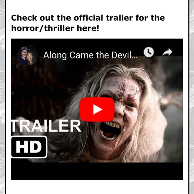 Trailer 1 is out! Check out link in bio! Releases everywhere tomorrow! #alongcamethedevil2 #jordanscominghome #trailer #horror #thriller #horror @gravitasventures @devanclanproductions @aintitcoolnews