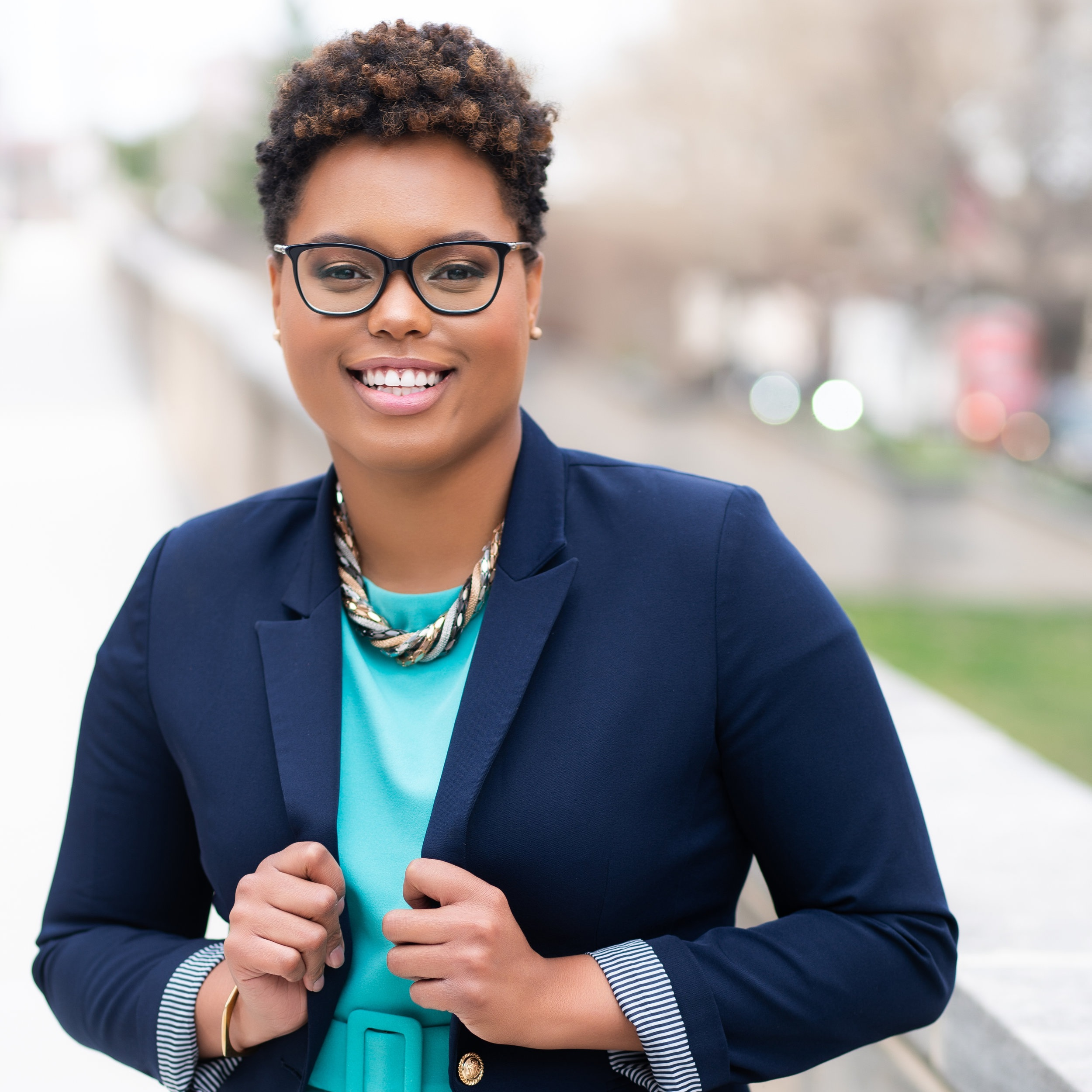 Voyage Chicago - Meet Shayna Atkins of AtkCo Inc in South Loop and Printers Row
