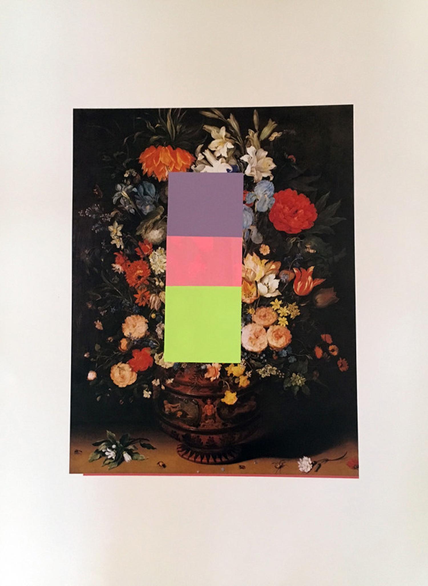 OSVALDO ROMBERG | Untitled - Flower