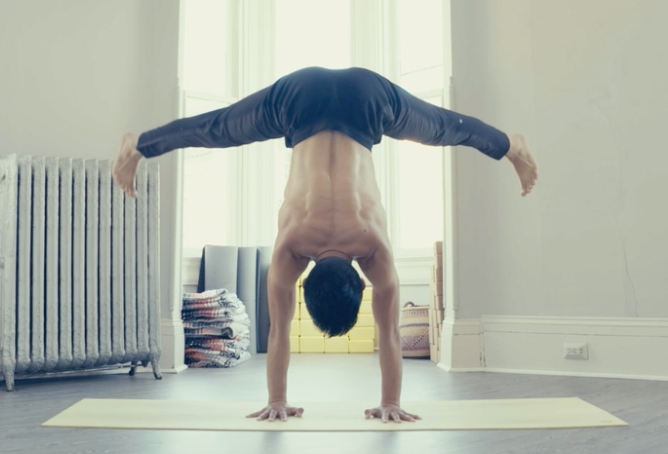 Part 1 Advanced Asana Workshop w/ Andrew Abaria - - Thusday, September 20th @ 7-8:30pm($25/ $40 both)