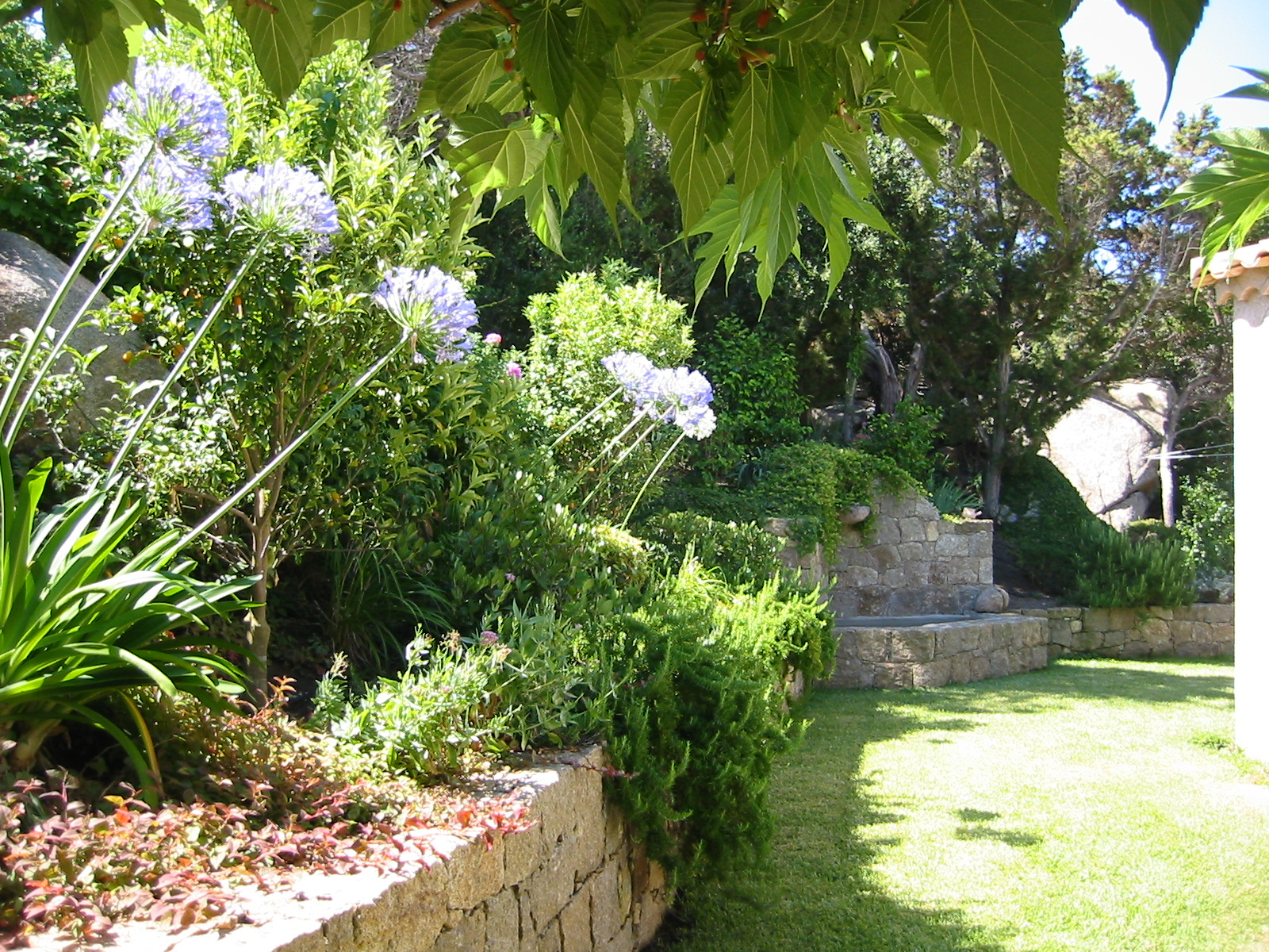 Brunnengarten