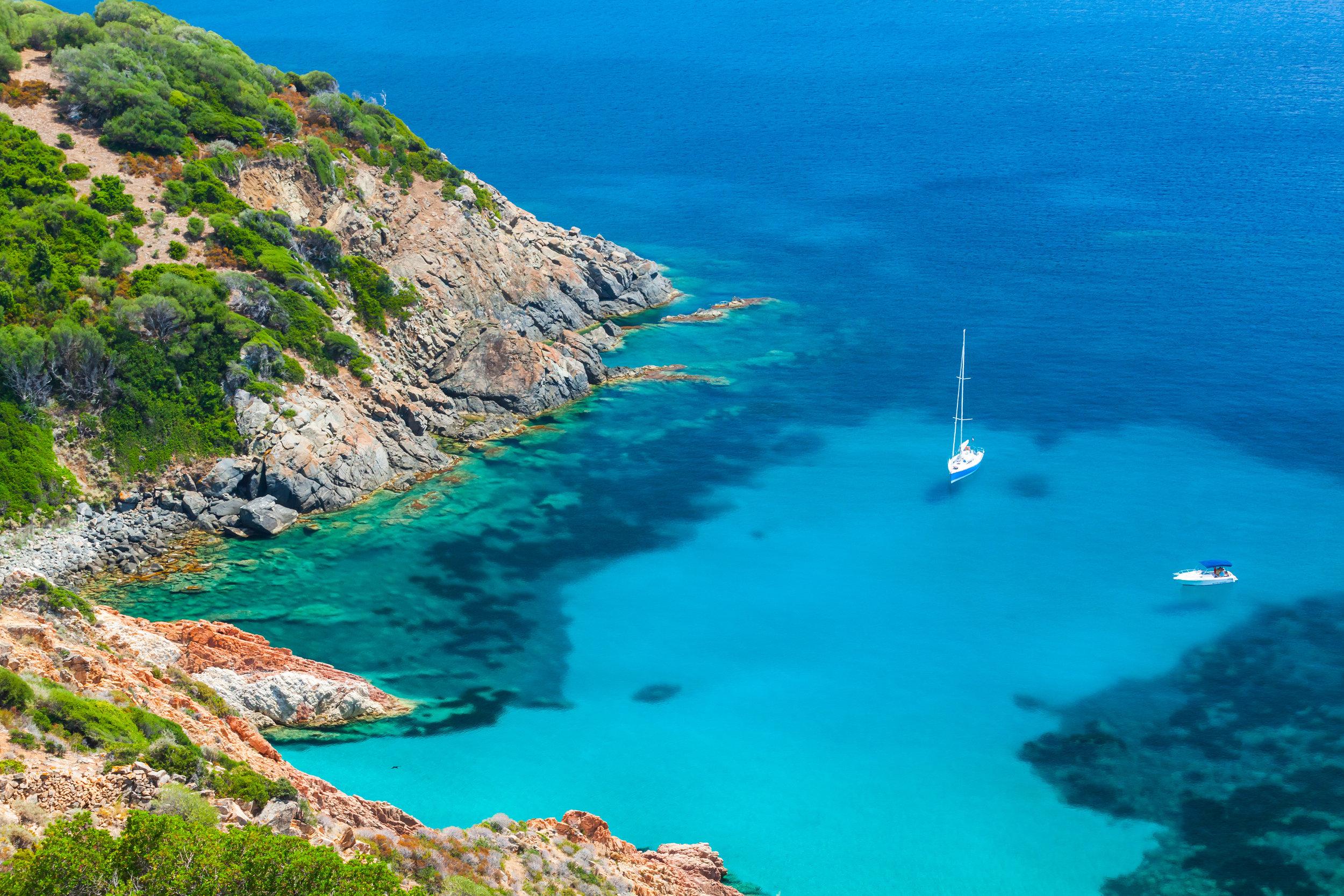 Boating paradise