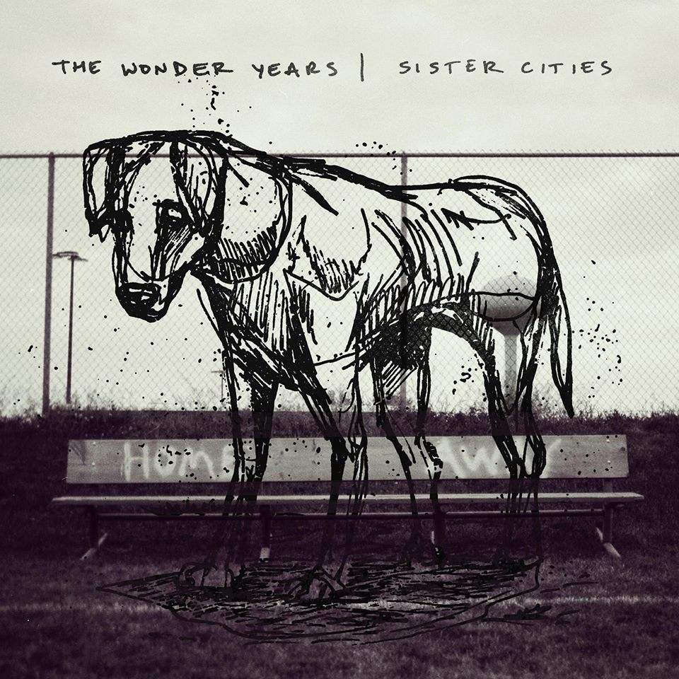 THE WONDER YEARS - SISTER CITIES ALBUM REVIEW