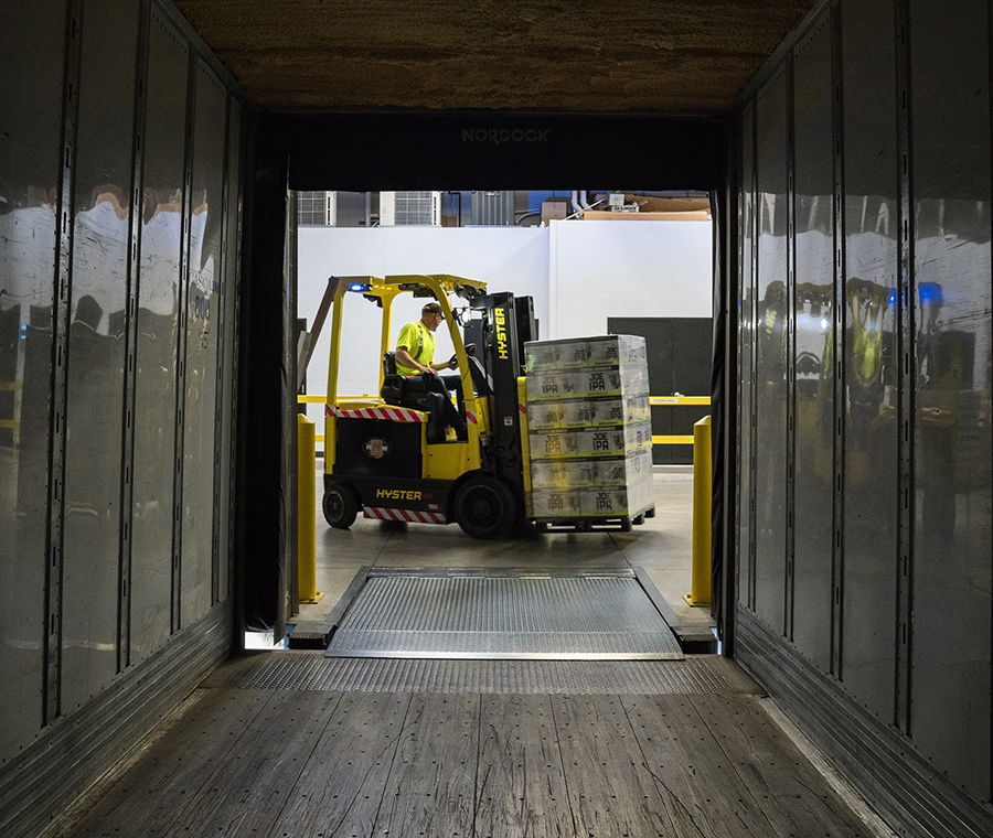 AEL Span Services Cross-Docking
