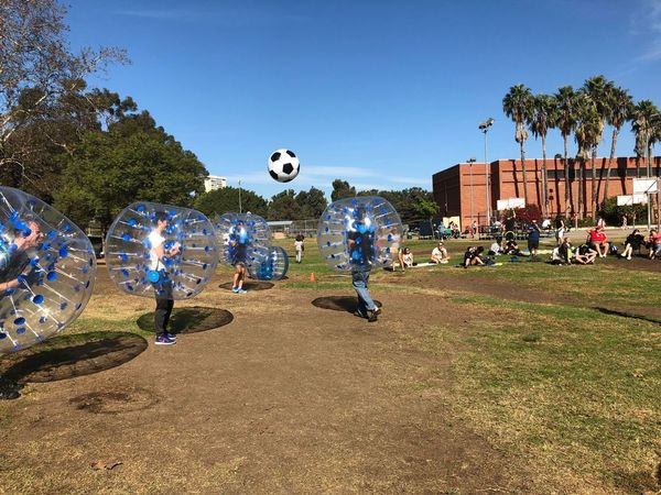 Airball Soccer in Los Angeles
