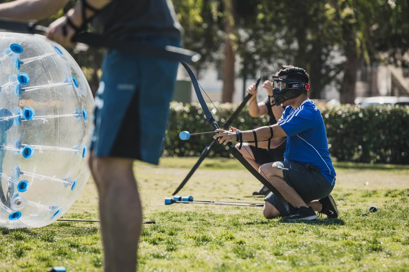 Reload Faster | Archery Tag by AirballingLA