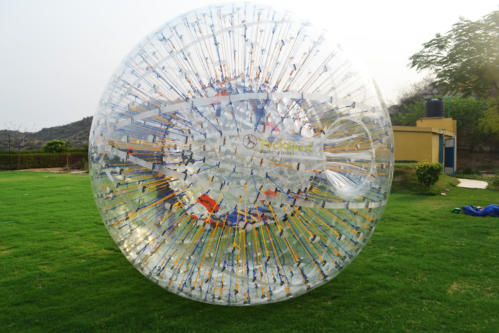Human Hamster Ball Rental in Los Angeles
