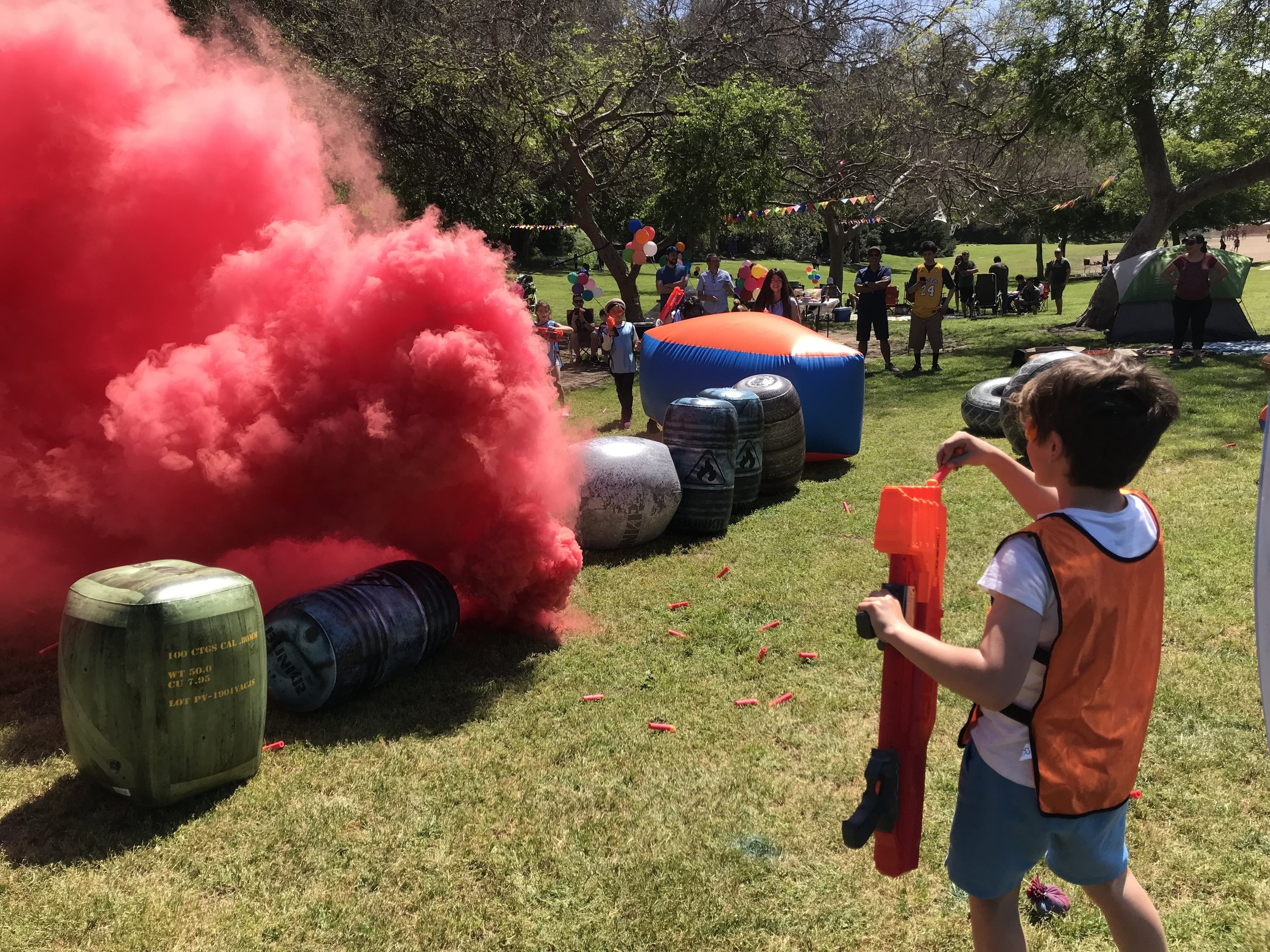 Our unique activities and our premier service provides the best birthday parties in Los Angeles.