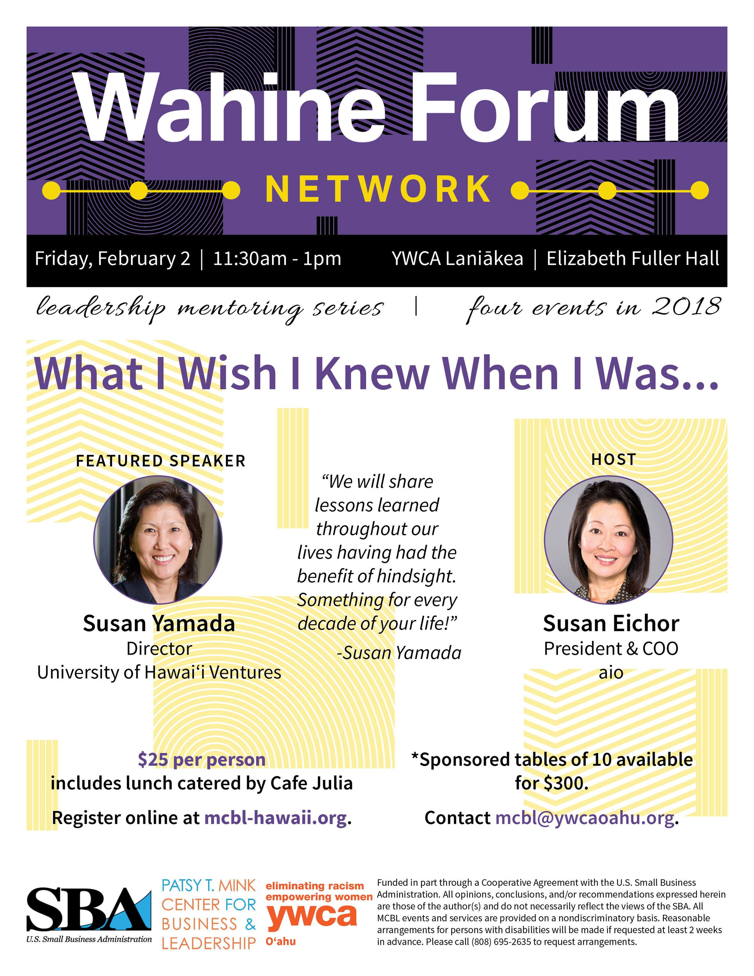 Wahine Forum Network - What I Wish I Knew When I Was... Final.png