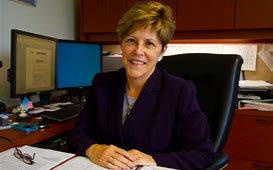 Jane Sawyer, District Director of the U.S. Small Business Administration (SBA).