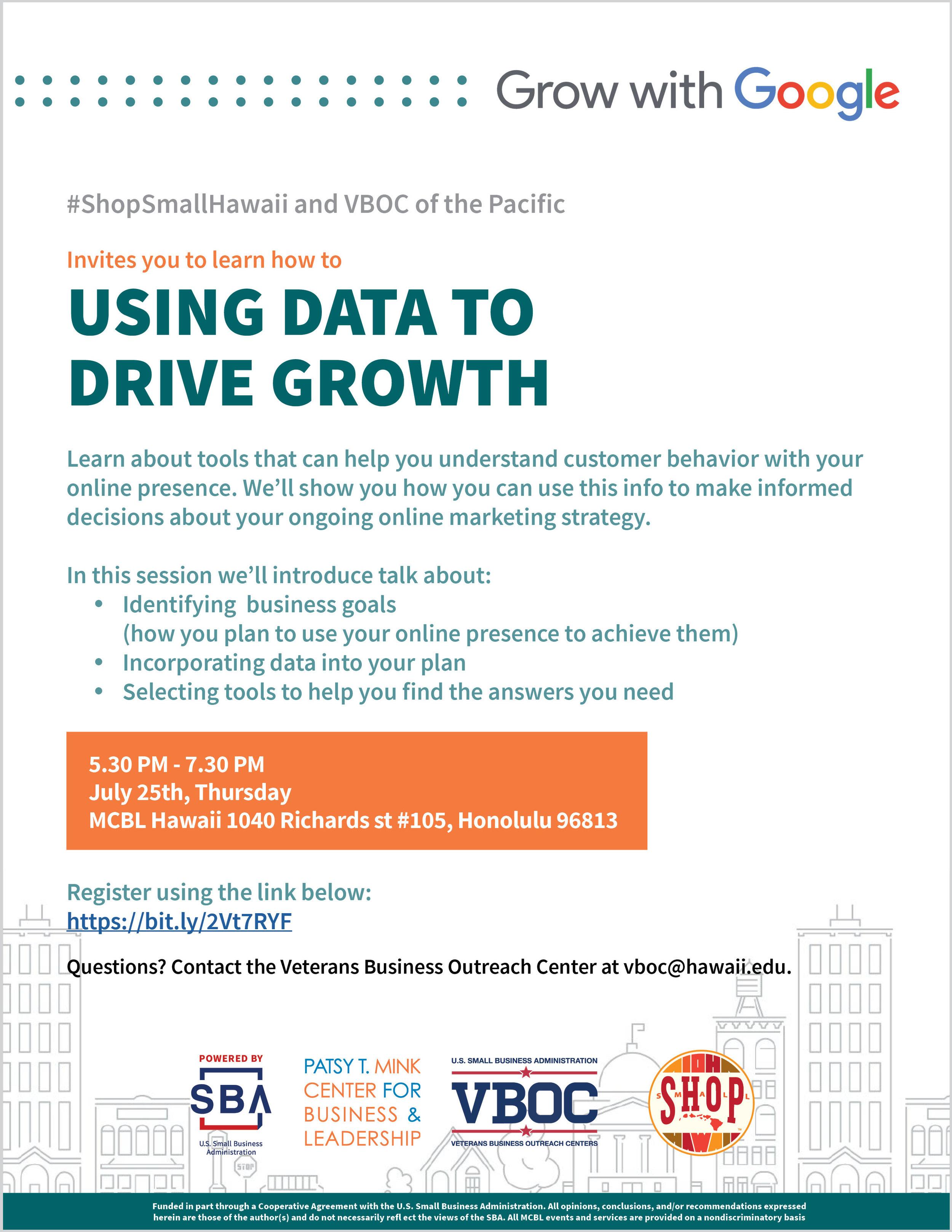 Google Workshop Flyer - Using Data to Drive Growth.jpg