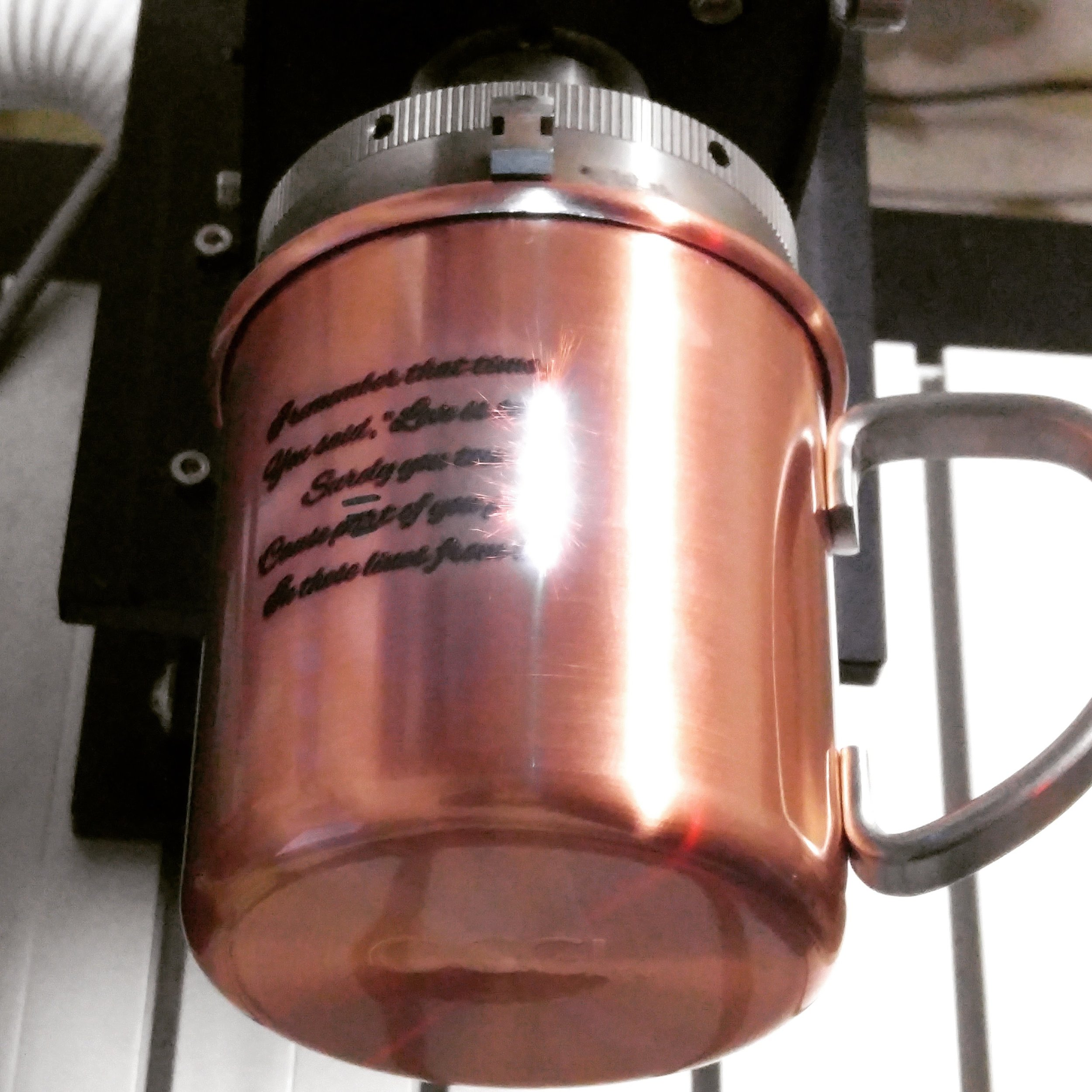 ROTARY - Allowing for rings and mugs and round things to be engraved in a circular fashion.