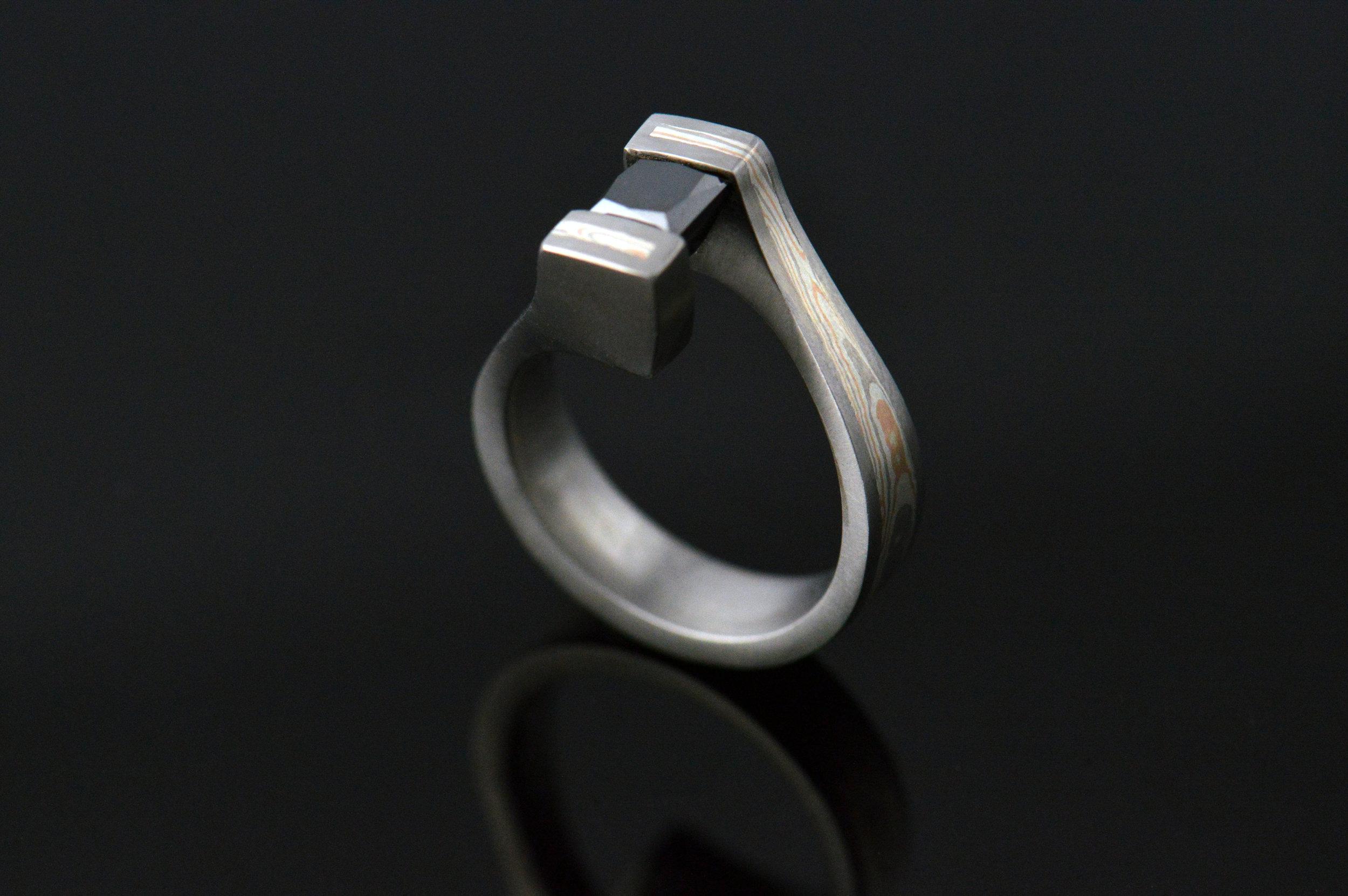 darvier-titanium-black-diamond-mokume-engagement-ring.JPG