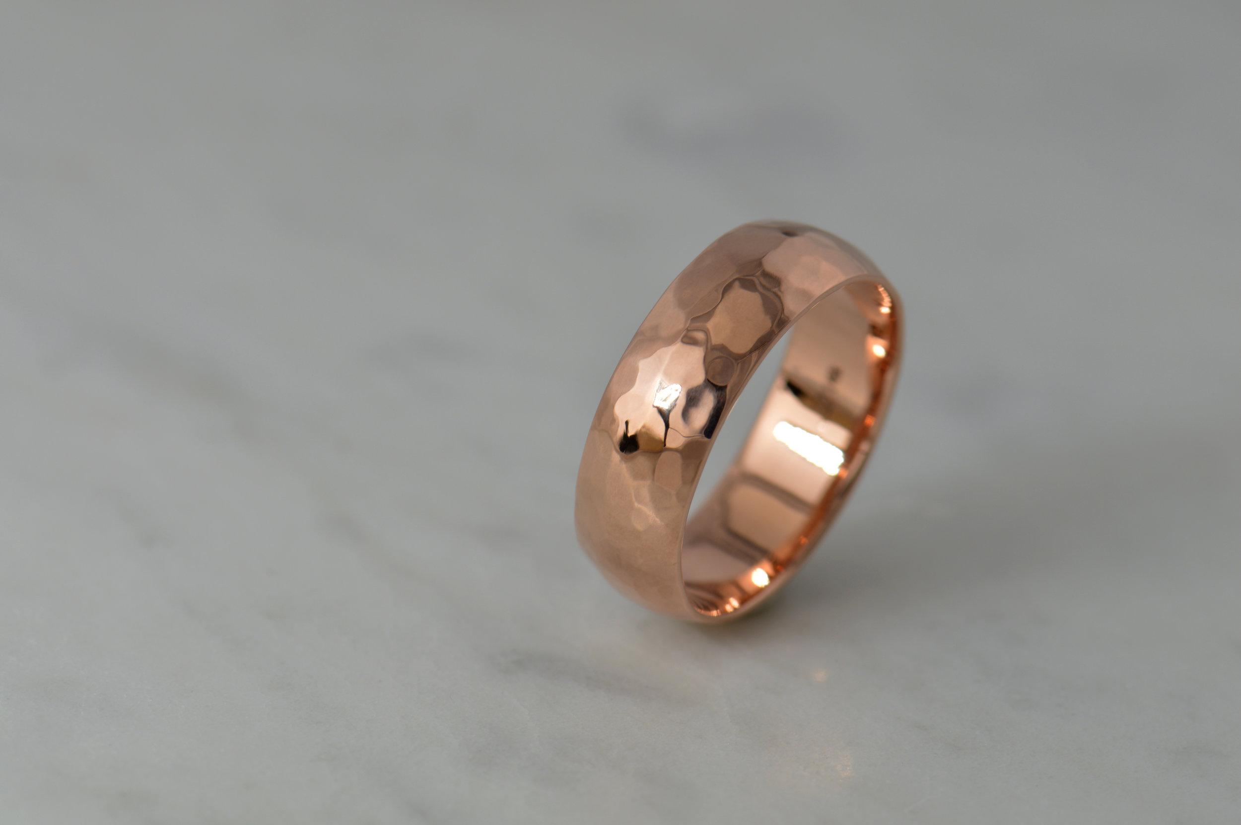 darvier-polished-hammer-finish-rose-gold-ring.jpg