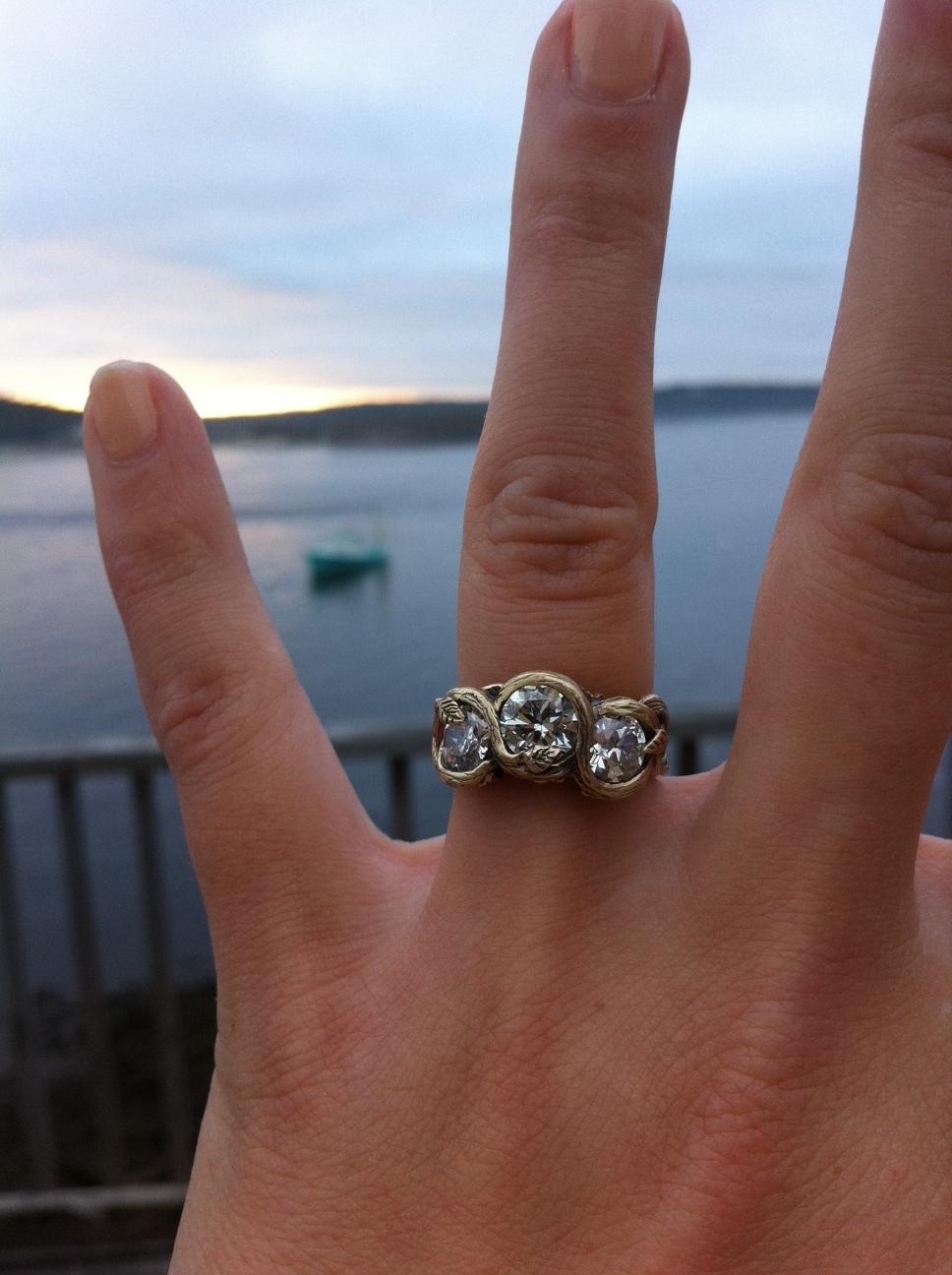 darvier-vintage-mine-cut-diamonds-in-custom-patina-vine-leaf-gold-wedding-ring.jpg