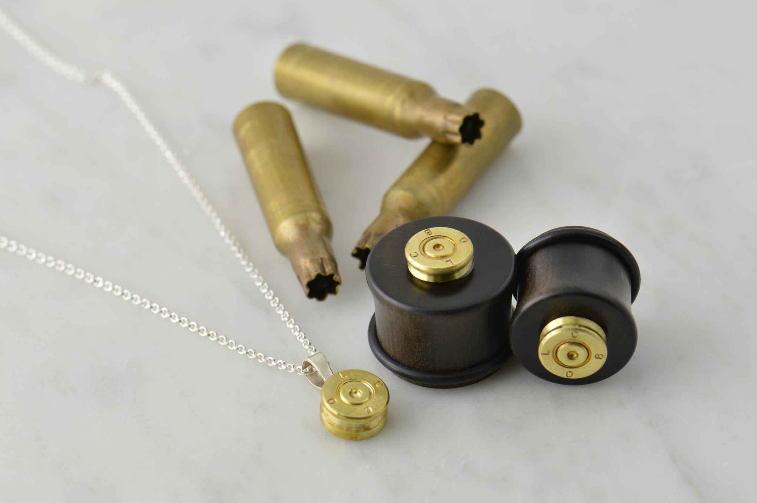 darvier-gauge-rifle-casing-wood-ear-plugs-necklace.jpg