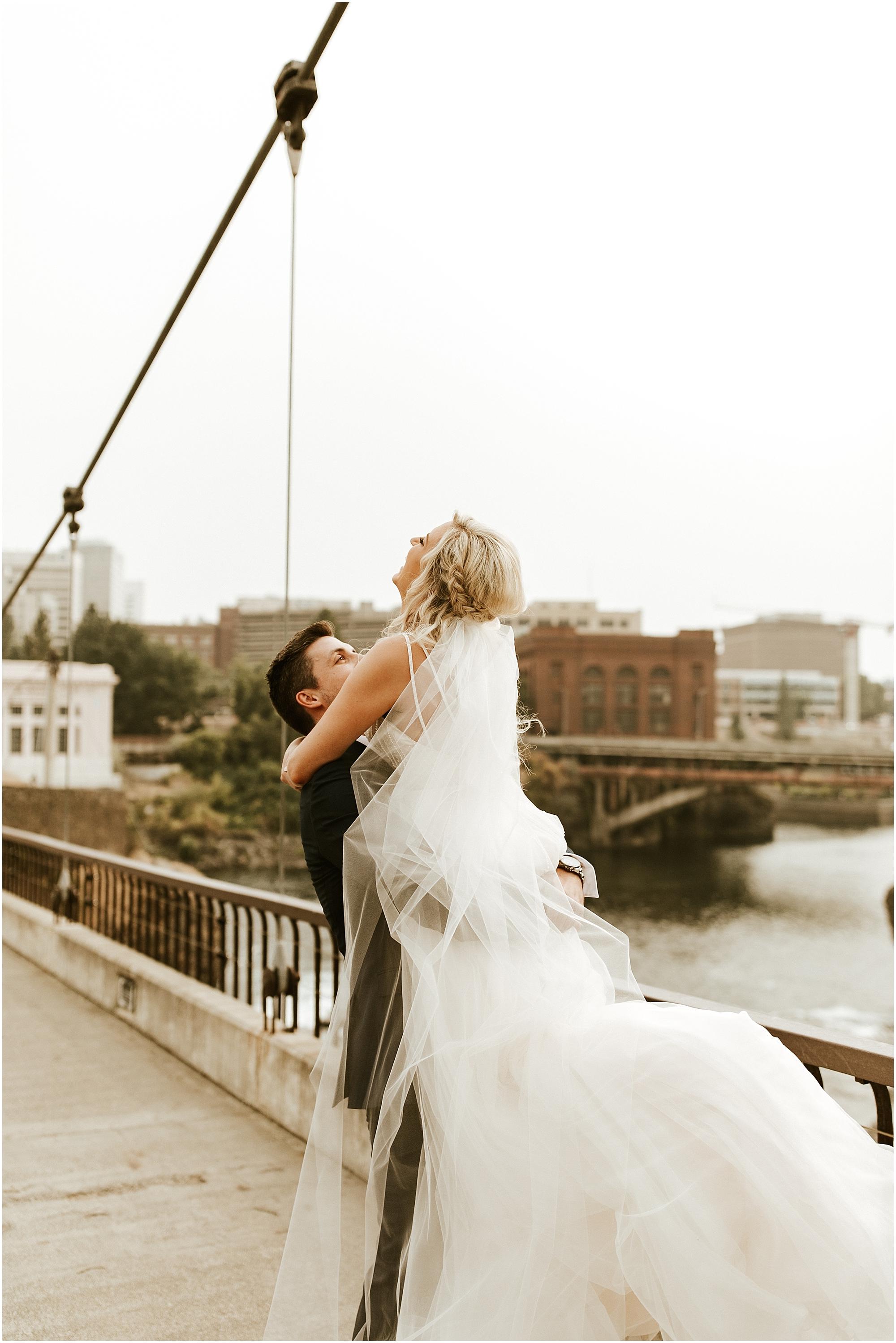 Spokane Wedding Cassie Trottier Photography