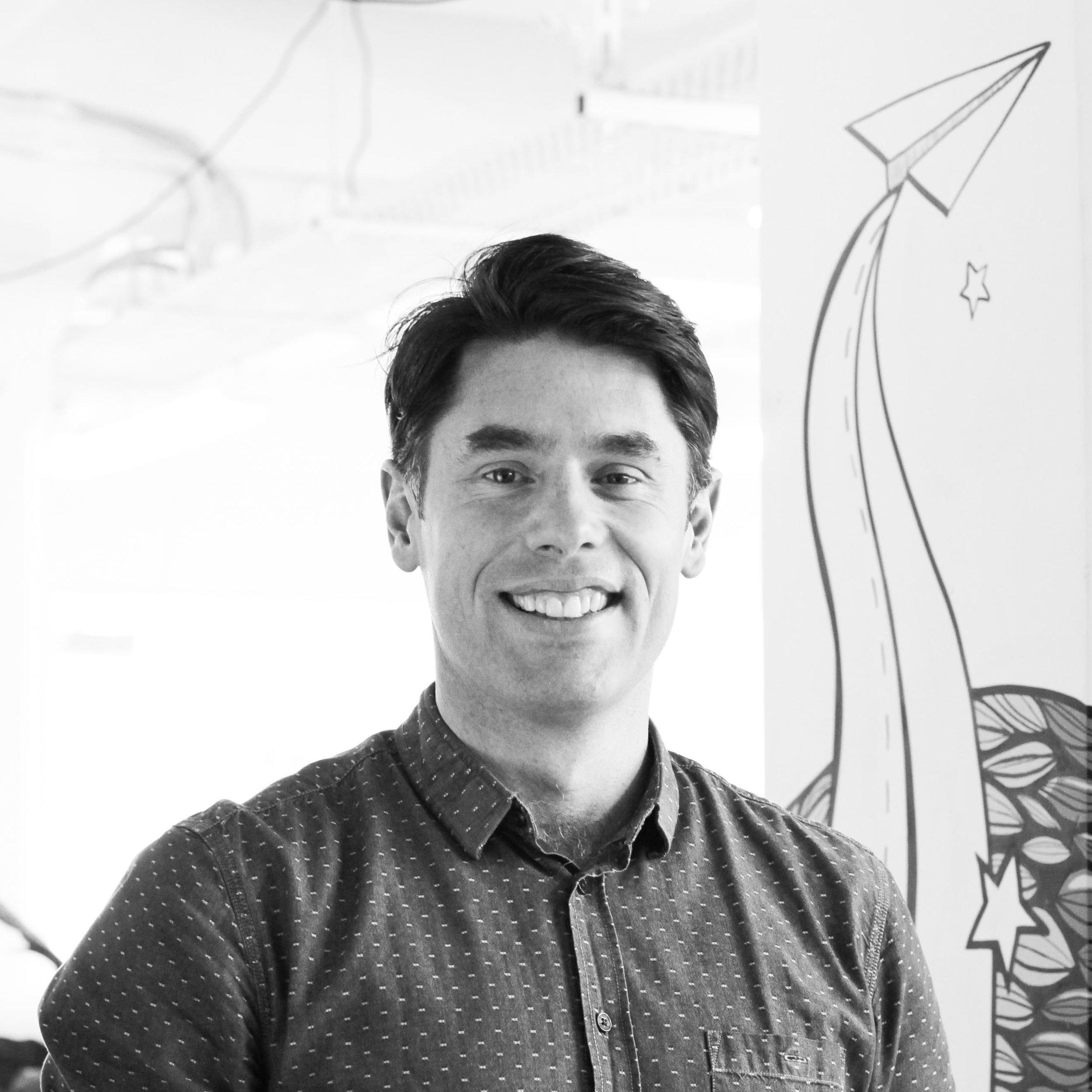 Nick Churchouse - CREATIVE HQ | MEMBER