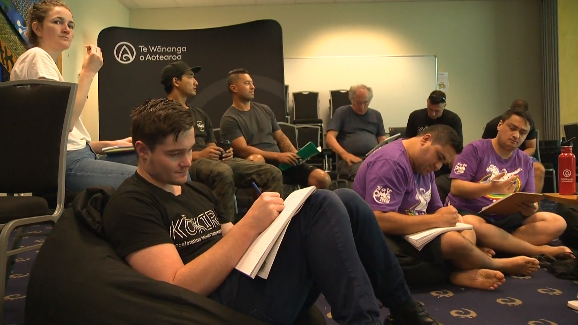 First Kōkiri entrepreneur programme a major success   Maori Television