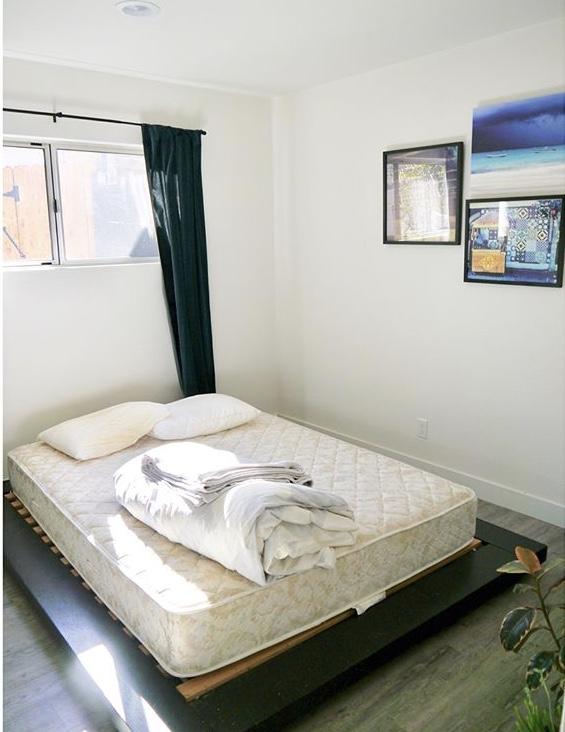 Complete bedroom makeover for $1000 or less — a. Naber Design