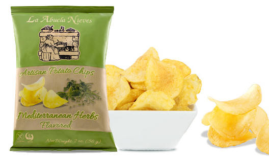 LA ABUELA NIEVES POTATO CHIPS