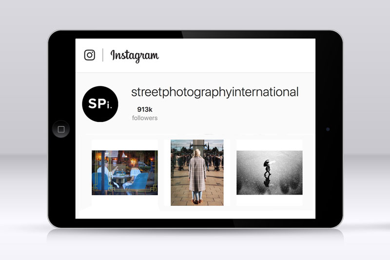 SPi Instagram takeover & web gallery