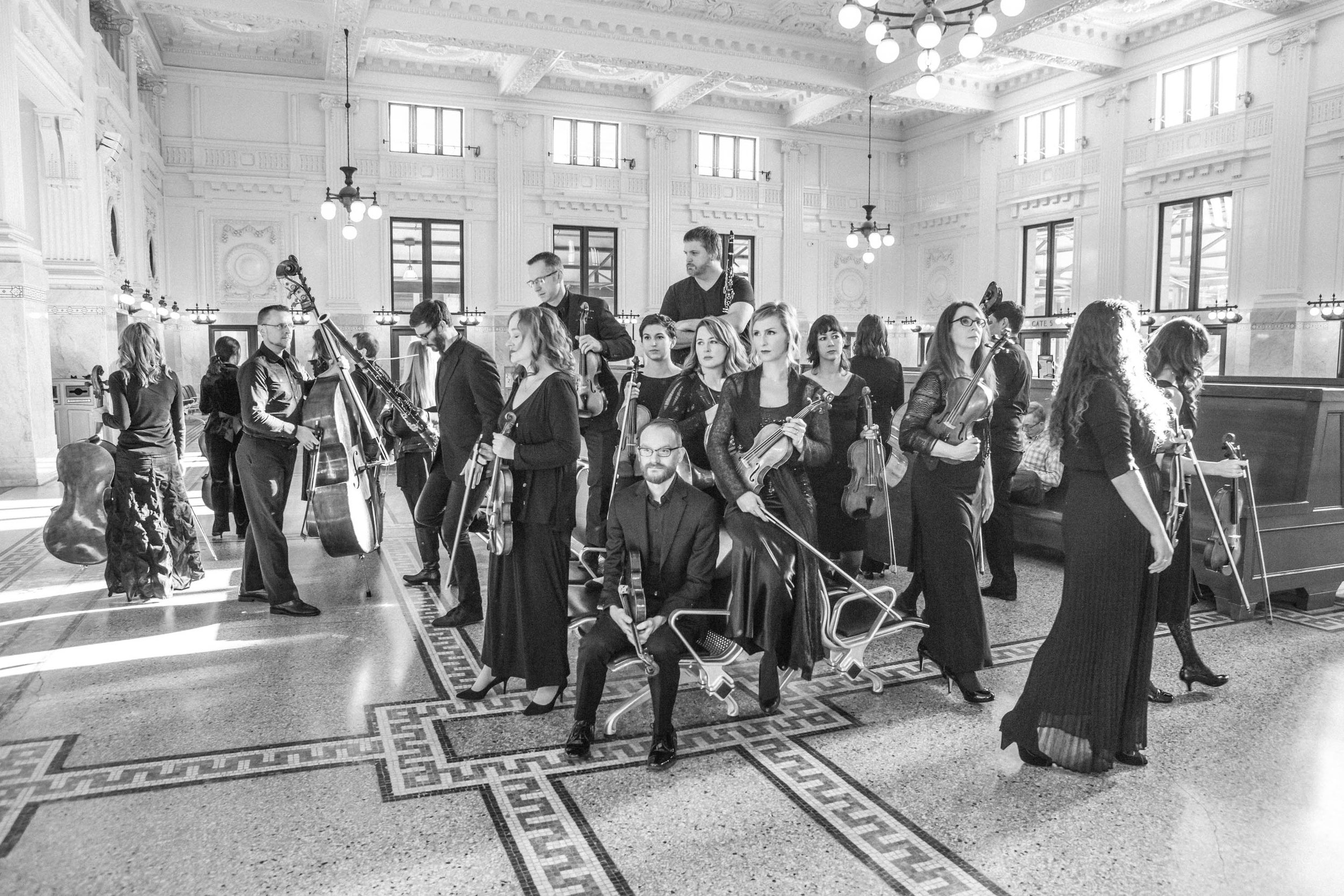 MEET OUR ORCHESTRA - Music is our passion, and we love to share it. The quality of your recordings starts with the best players! Our superior musicality translates the notes on a page, into a transcendent experience for your audience.