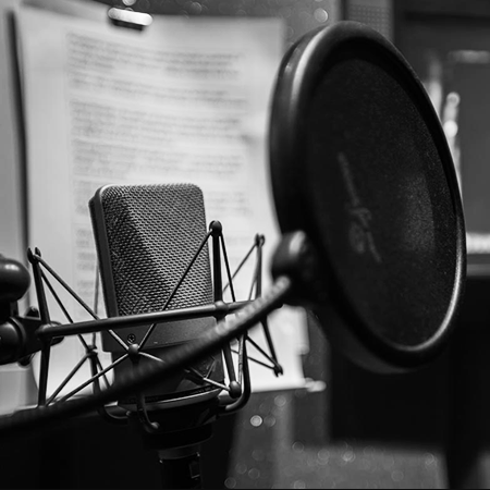 VOCAL PRODUCTION - From voicing game characters to narration, we can source and produce the right vocal talent and recordings to accommodate any project.