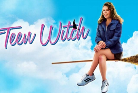 - This week your ghosting scream watched the endlessly-problematic box office super bomb Teen Witch (1989) and they're never gonna be the same again. Join us as we dissect its endless minutia, throw some love at Gerald's Game, and imagine a Scarecrow Video streaming service. Also, Matt sings! It's Ex Rated: Now Take Off Your Jockstrap!