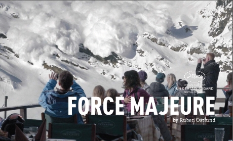 "- Feeling yuley? Nothing says, ""jolly holiday spirit"" like masculine fragility. This week, for our Christmas episode, we watched the Swedish glacial drama with actual glaciers, Force Majeure (2014). Gather 'round and hear us spin some heartcooling yarns of cowardice, insecurity, and nihilism. We also talk about skiing. Like, a lot. It's a very special Ex Rated! Oh, He's on Game of Thrones?"