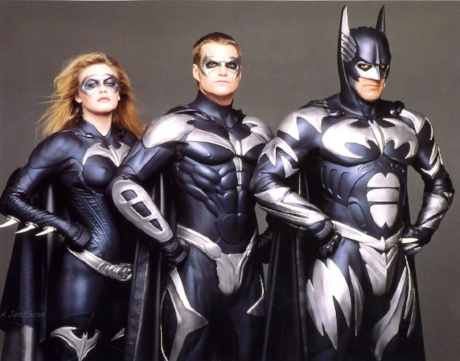 We made it to episode 10! The Big X! To commemorate the occasion we decided to subject ourselves to a double dose of true cinematic punishment: Joel Schumacher's frenzied superhero fiascos, Batman Forever (1995) and Batman & Robin (1997). Join us as we laugh through the tears on this extra masochistic episode of Ex Rated!