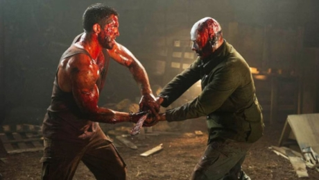 - John Hyams' Universal Soldier: Day of Reckoning (2012) is more than just things going boom and people going punch. It's an arthouse martial arts horror hybrid that also happens to be the subject of this week's episode. Come along with us as we get heady about the action movie genre, tarnish Robert Hazard's legacy, and imagine hammer-related hobo murder. Ex Rated: Call me The Colonel!