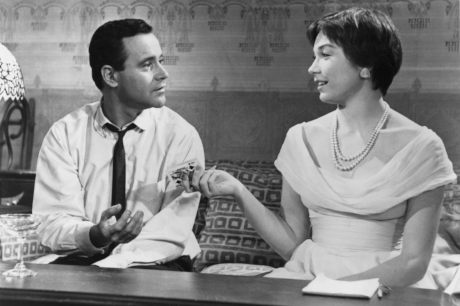 - Happy Valentine's Day! Let's talk about suicide! It's Billy Wilder's AFI-listed classic The Apartment (1960). Aside from the movie's many merits we also discuss the ASFABAB typing system, Mildred Pierce 2: Vita's Revenge, and Annette Bening's costume fatigue. Who says romance is dead?