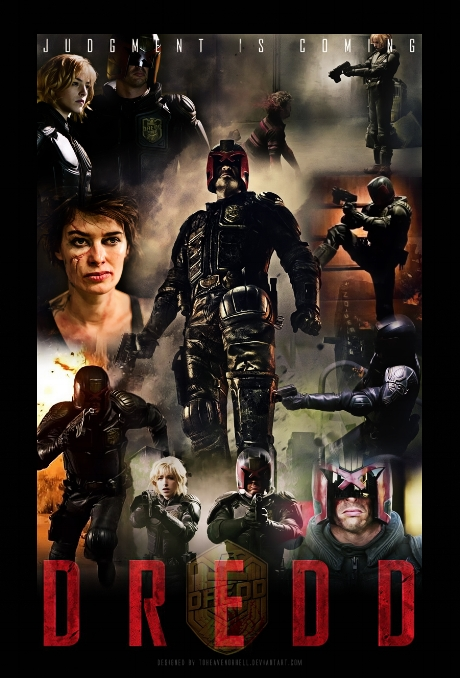 - While everyone can agree that practical effects are best, Dredd (2012) proves that, when used well, CGI can actually enhance the viewing experience. With a tight script by Alex Garland and impressive cinematography by Anthony Dod Mantle, this dystopian Training Day manages to deliver the violent action goods while keeping the stakes tangible. Join us as we mangle some LOTR character names, slather on some Pancreo-Grow Wound Away, and give Miss Kitty 101st Court a call. It's time for Ex Rated Movies!