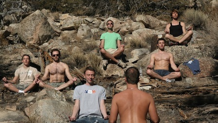 - When a homogeneous group of privileged white gays decide to spice up their milquetoast mountain getaway, Matt and Ryan find themselves in the strange position of relating to the spacey caricature of a yoga teacher. 3-Day Weekend is one of those earnest dramas that desperately tries to be an updated Boys in the Band, but winds up being a tragic amalgamation of forgettable characters, questionable motives, awkward blocking, Lilith Fair-fodder music, green-screened-lookin cinematography, and atrocious attempts at humor. Join us this week as we love on Liza Minelli, hate on Grandpa Joe, and put the E in yogi this week on Ex Rated Movies!