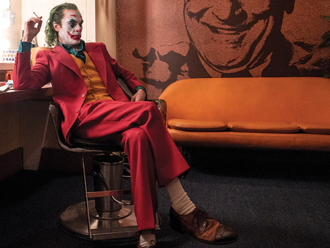 Hungry for more Blood? Erik Blood joins Matt for a Quick & Dirty on the divisive  Joker .