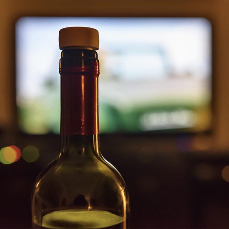 Binge-worthy Winter Show Wine Pairings