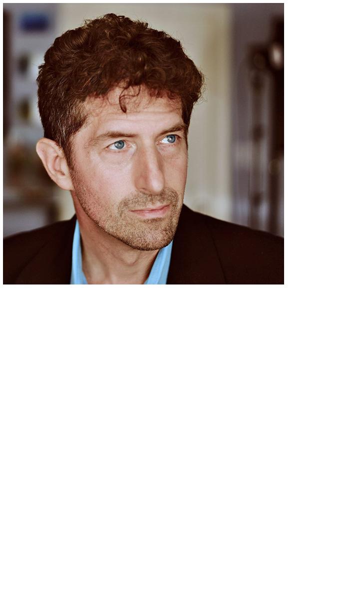 Greg Gutbezahl. Photo by Joanne Tan