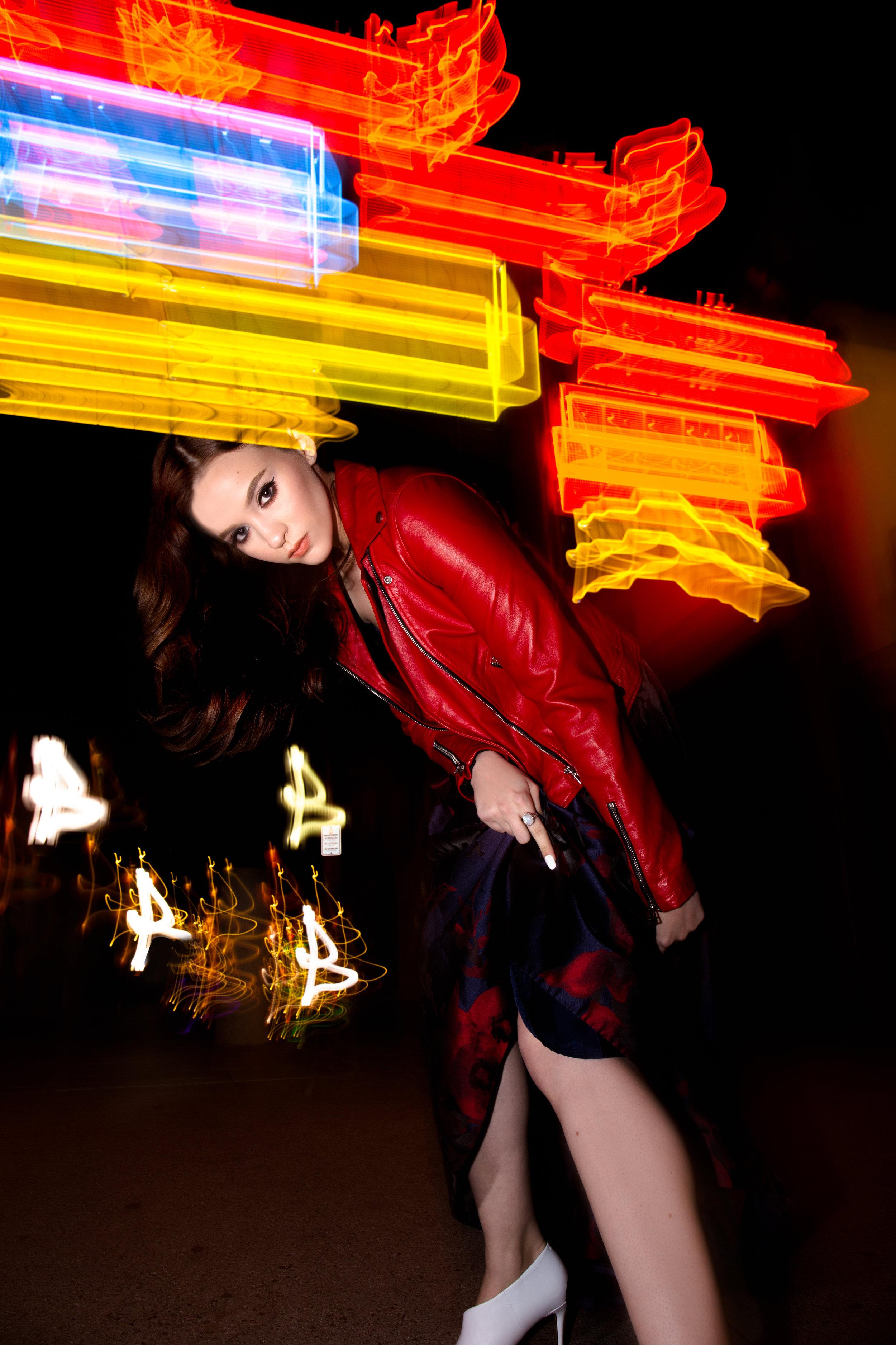 Samantha Rose Baldwin - For Faddy Magazine