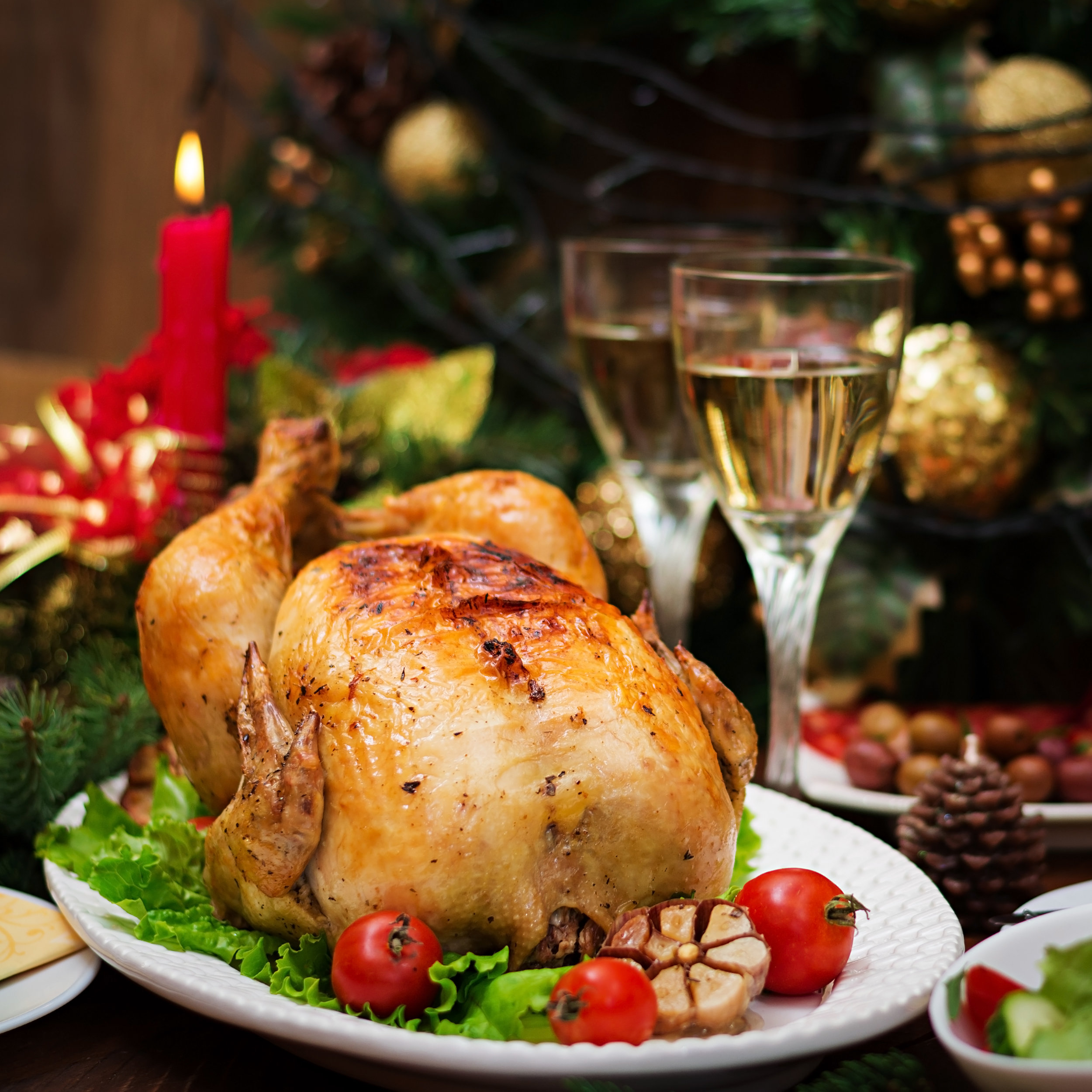 Christmas Day Lunch -