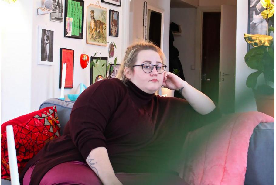 """""""Jag är inte Rakel"""" , intervju med Århundradets bokklubb, januari 2019."""